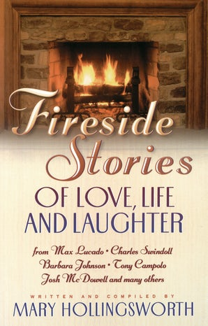 Fireside Stories of Faith, Family and Friendship book image
