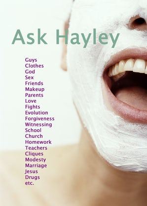 Ask Hayley / Ask Justin book image