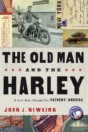 The Old Man and the Harley book image