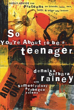 So You're About to Be a Teenager book image