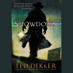 Showdown Downloadable audio file ABR by Ted Dekker