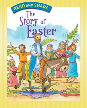 The Story of Easter book image