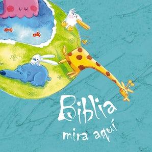 Biblia mira aquí book image