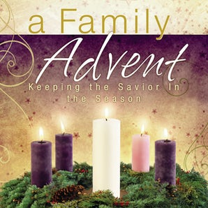 A Family Advent book image
