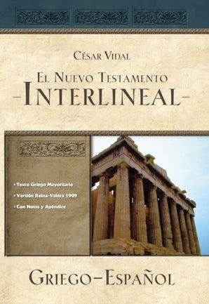 El Nuevo Testamento interlineal griego-español book image