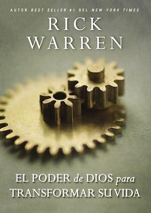El poder de Dios para transformar su vida book image