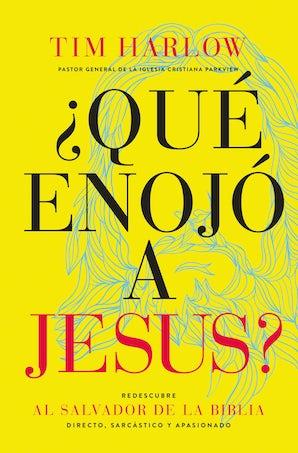 ¿Qué enojó a Jesús? book image