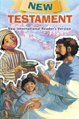 NIrV, New Testament for Children, Paperback