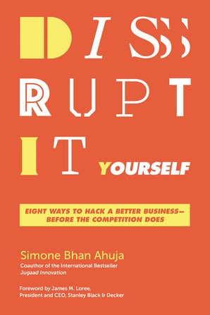 Disrupt-It-Yourself book image