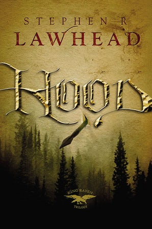 Hood Paperback  by Stephen Lawhead
