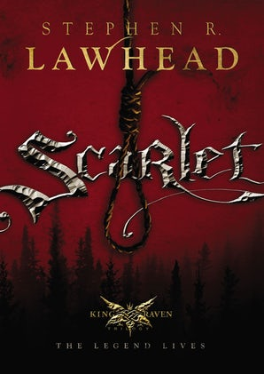 Scarlet Paperback  by Stephen Lawhead
