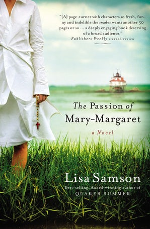 The Passion of Mary-Margaret Paperback  by Lisa Samson
