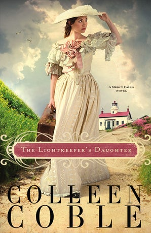 The Lightkeeper's Daughter Paperback  by Colleen Coble