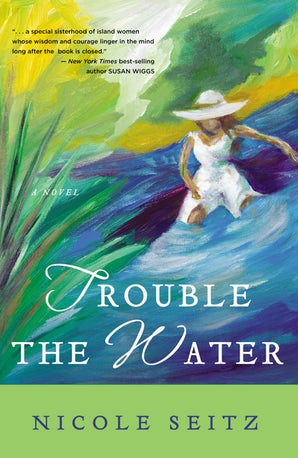 Trouble the Water Paperback  by Nicole Seitz
