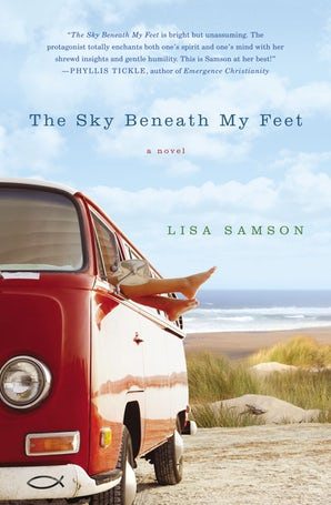 The Sky Beneath My Feet Paperback  by Lisa Samson