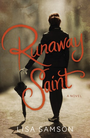 Runaway Saint Paperback  by Lisa Samson