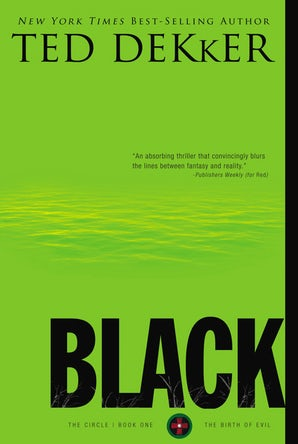 Black Paperback  by Ted Dekker