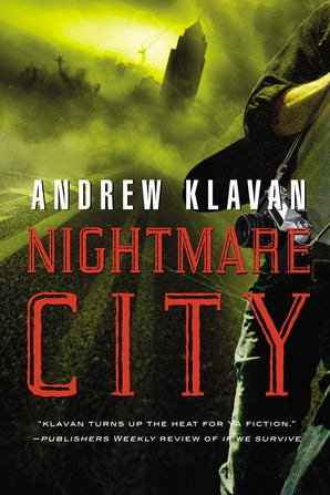 Nightmare City Paperback  by Andrew Klavan