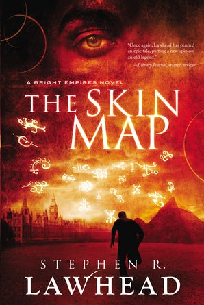The Skin Map Hardcover  by Stephen Lawhead