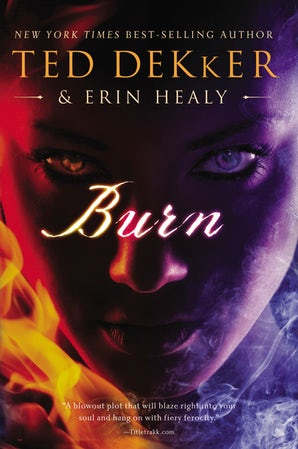 Burn Paperback  by Ted Dekker