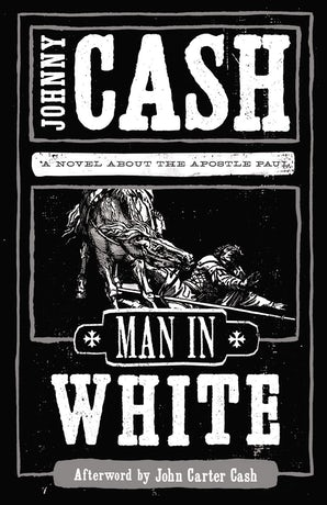 Man in White Paperback  by Johnny Cash