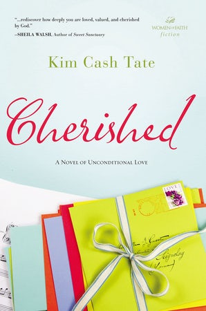 Cherished Paperback  by Kim Cash Tate