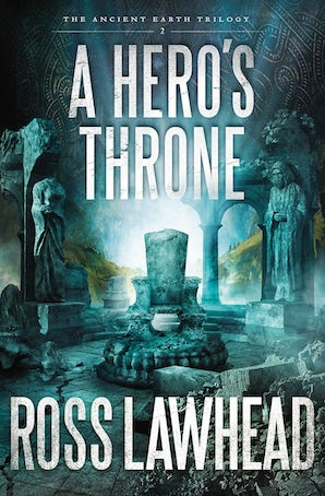 A Hero's Throne Paperback  by Ross Lawhead