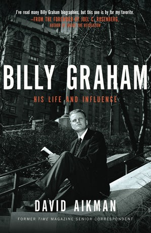 Billy Graham book image