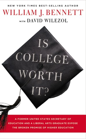 Is College Worth It? book image
