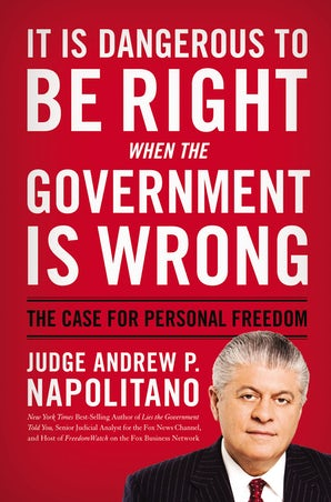 It Is Dangerous to Be Right When the Government Is Wrong book image