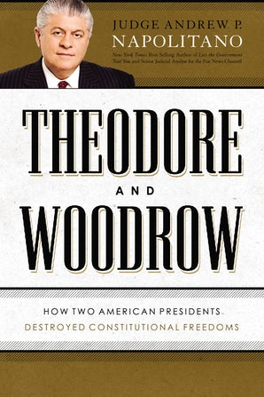 Theodore and Woodrow book image