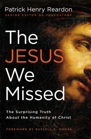 The Jesus We Missed book image