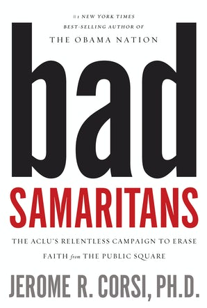 Bad Samaritans book image