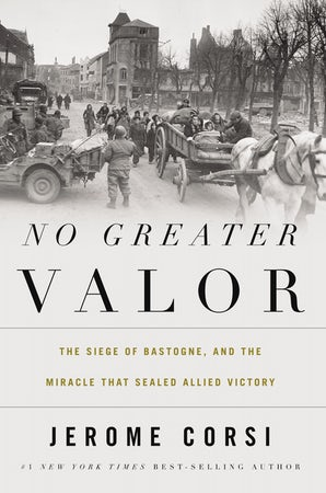 No Greater Valor book image