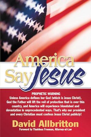 America Say Jesus book image