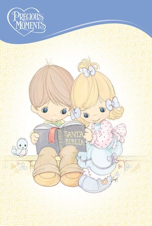 NBD Precious Moments Bible - Amarilla book image