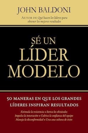 Sé un líder modelo book image