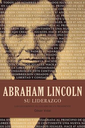 Abraham Lincoln su liderazgo book image