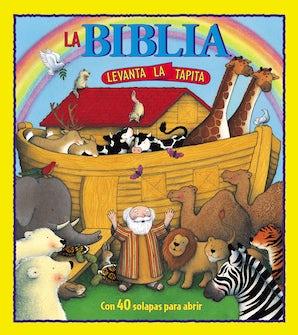 La Biblia levanta la tapita book image