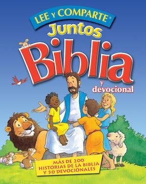 Lee y comparte juntos Biblia y Devocional book image