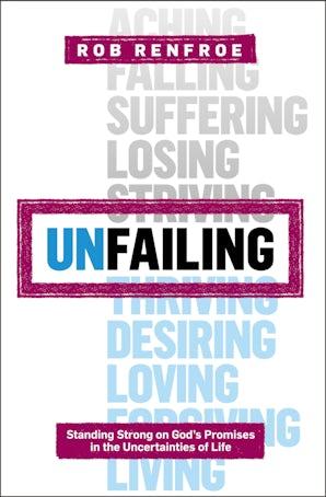 Unfailing book image