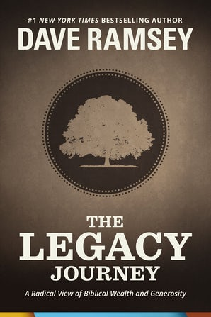 The Legacy Journey book image