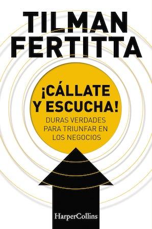 ¡Cállate y escucha! book image