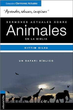 Sermones actuales sobre animales de la Biblia book image