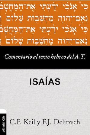 Comentario al texto hebreo del Antiguo Testamento - Isaías book image