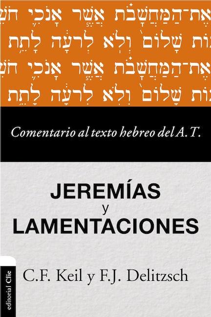 Comentario al texto hebreo del Antiguo Testamento - Jeremías y ...
