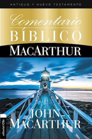 Comentario bíblico MacArthur book image