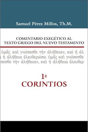 Comentario exegético al texto griego del Nuevo Testamento - 1 Corintios book image