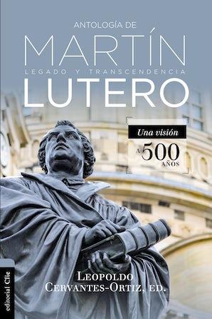Antología de Martín Lutero book image