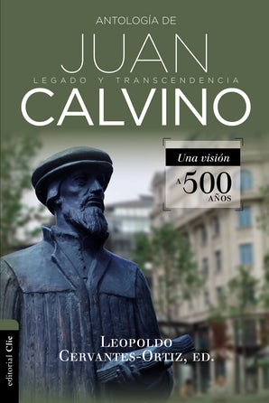 Antología de Juan Calvino book image
